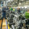TMMWV Engine Production