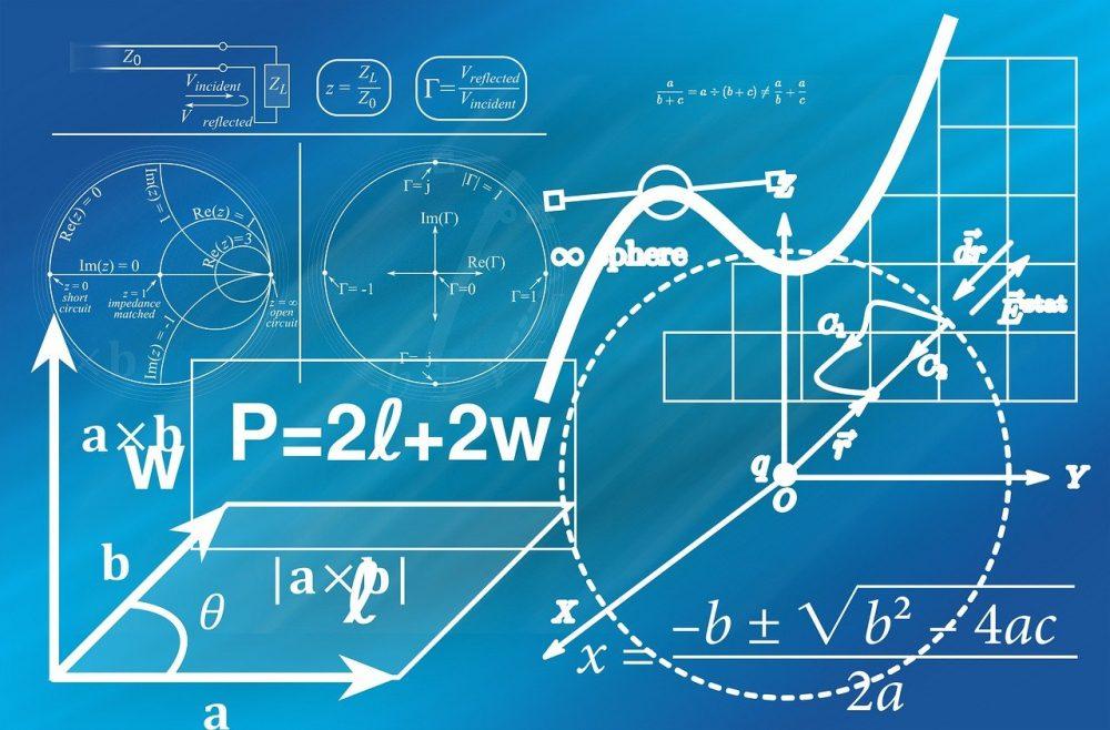 A super-complicated series of math formulas
