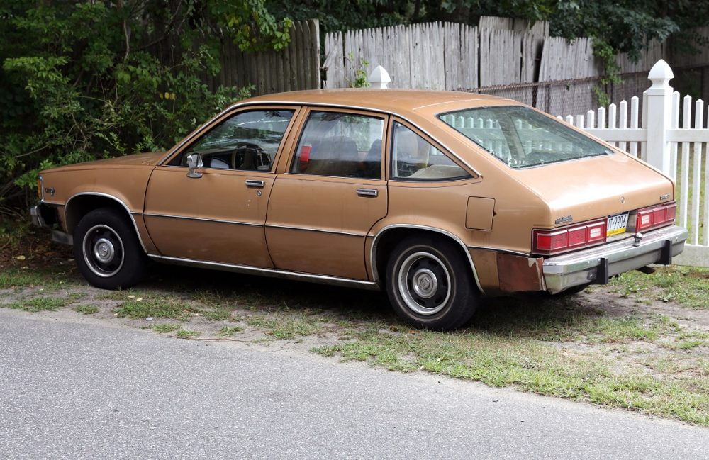 1980 Chevrolet Citation brown