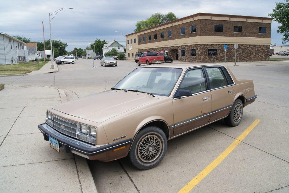 1985 Chevrolet Celebrity