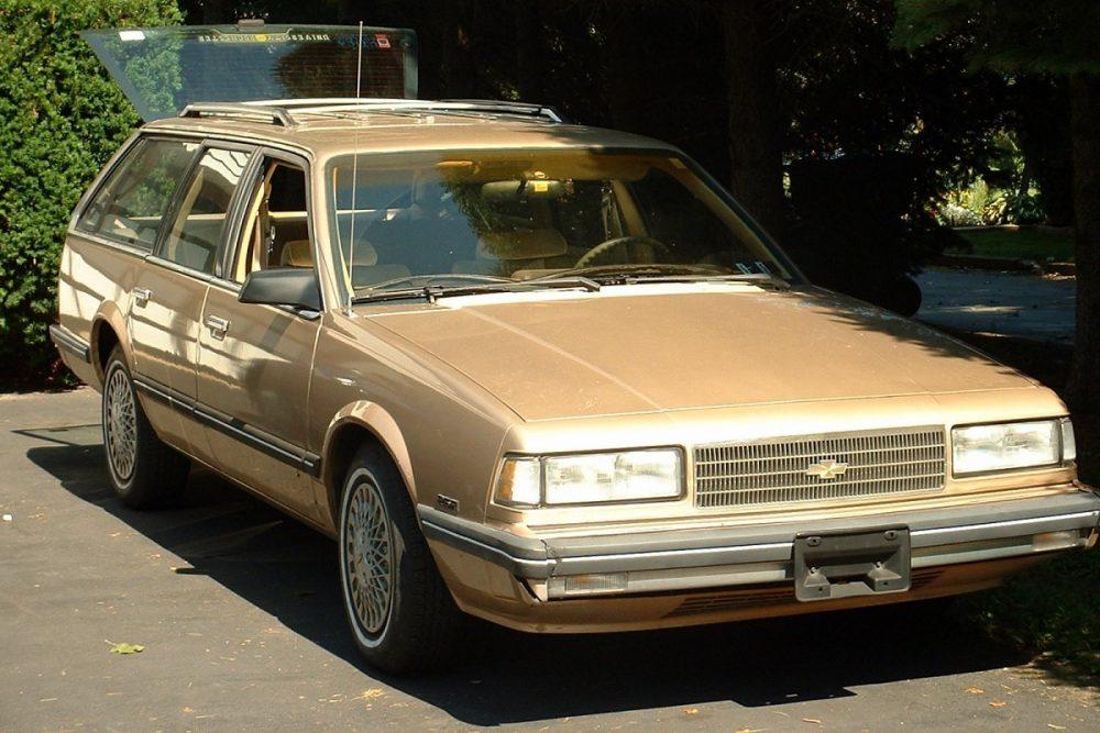 1987 Chevrolet Celebrity Station Wagon