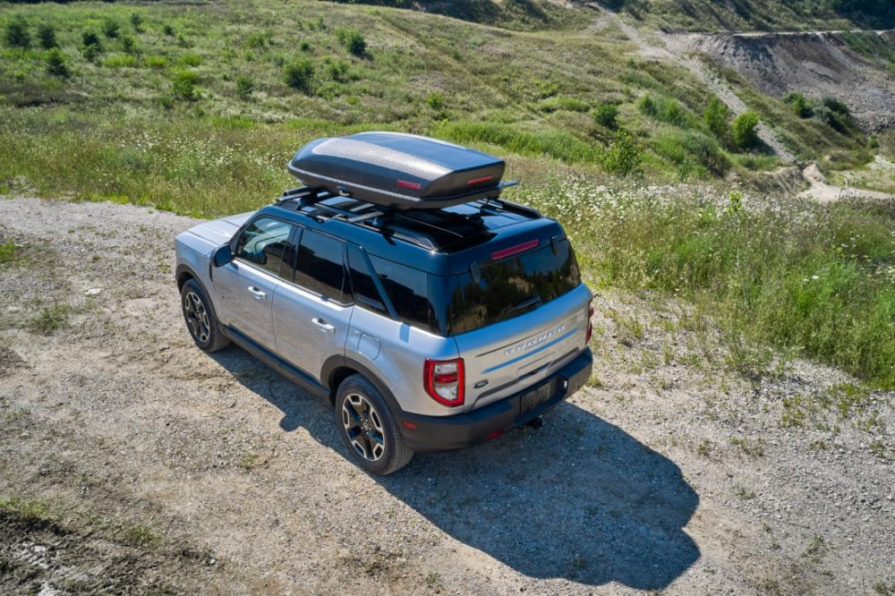 2021 Ford Bronco Sport Cargo accessory package