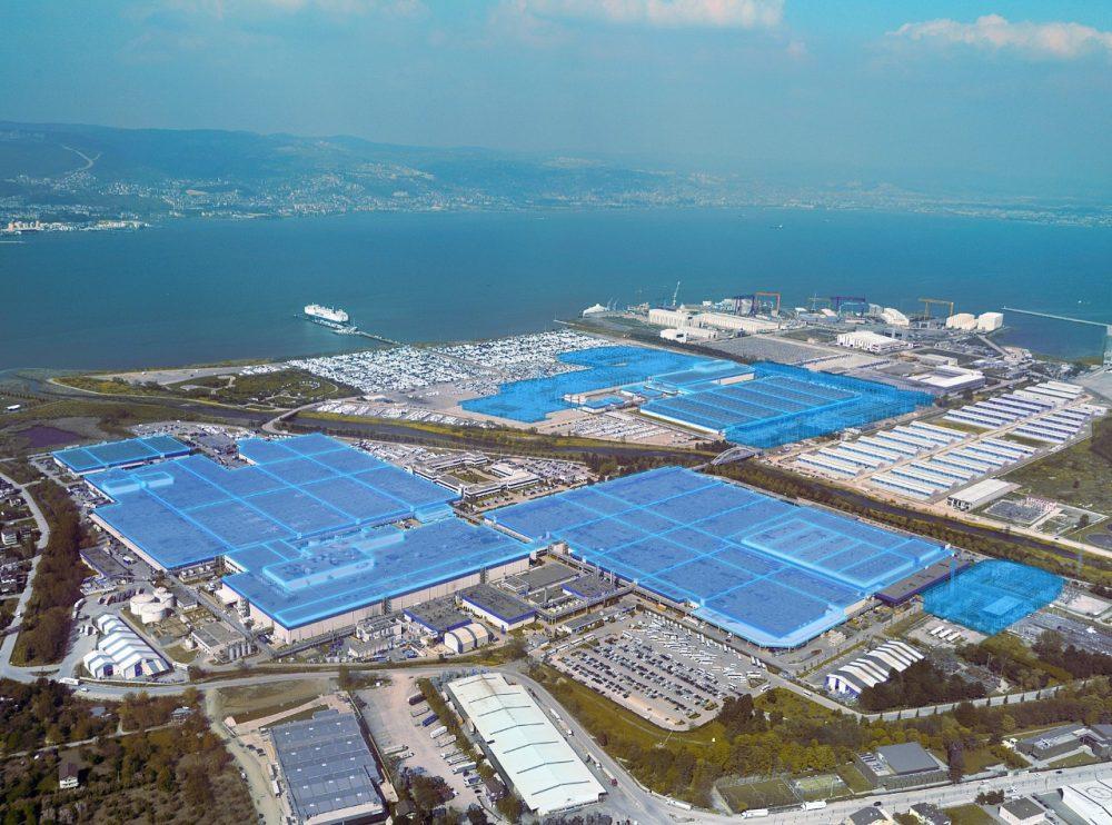 Ford Otosan Plant in Turkey