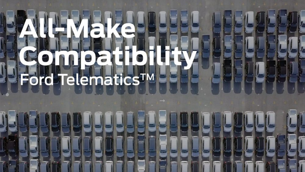 Ford Telematics will now cover vehicles from all makes