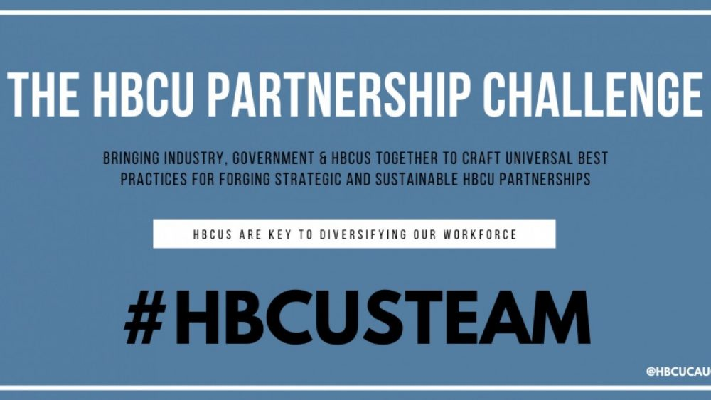 Ford joins HBCU Partnership Challenge