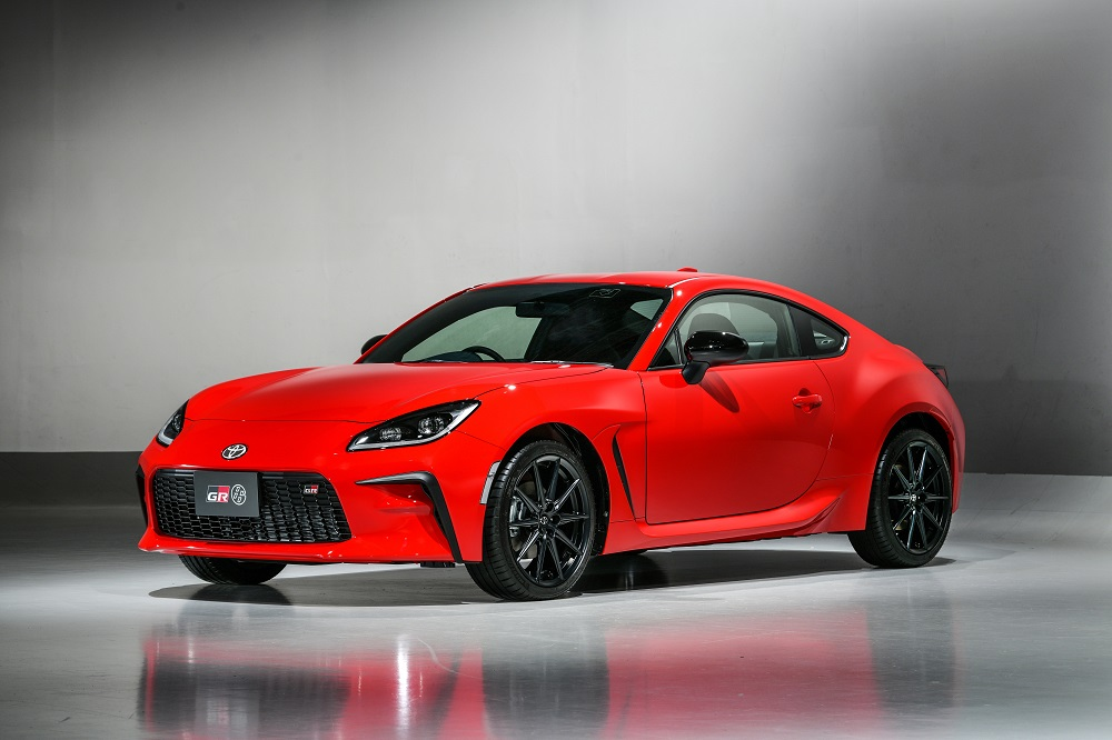 2022 Toyota GR 86 front left