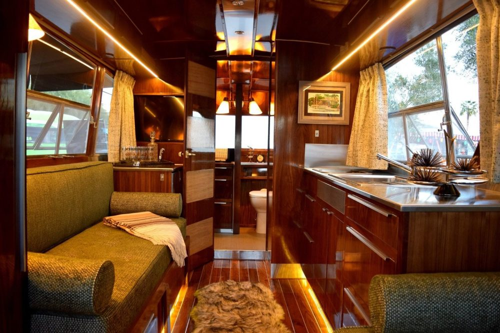 A luxury motorhome that's still not quite up to Star Waggons standards