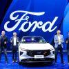 Ford EVOS at Auto Shanghai 2021