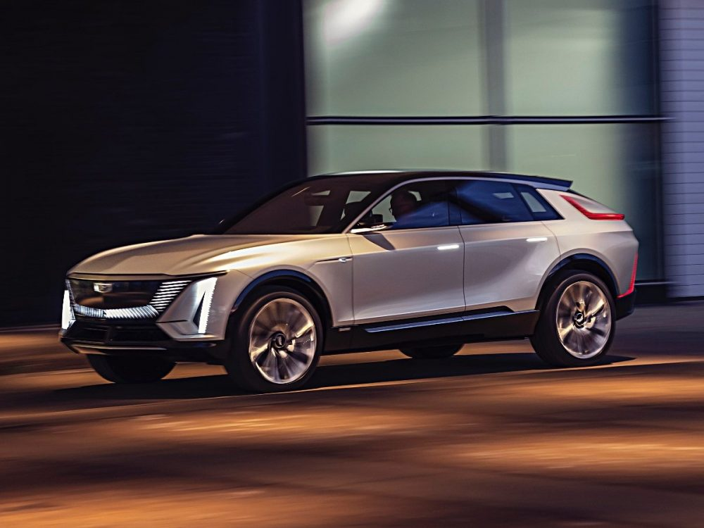The 2023 Cadillac LYRIQ in all its glory