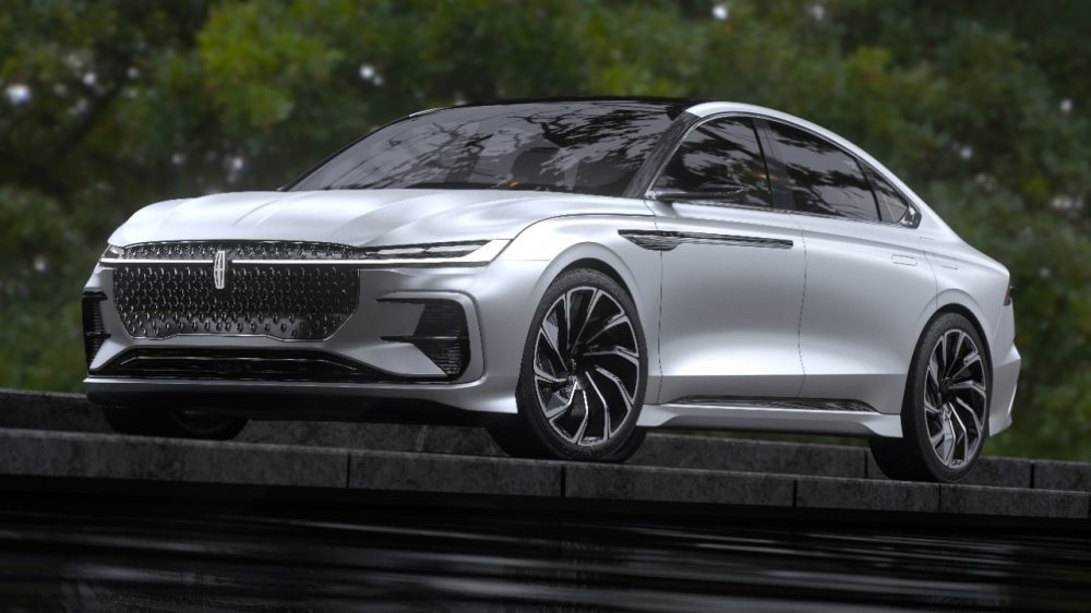 Lincoln Zephyr Reflection concept debuts at Auto Shanghai 2021