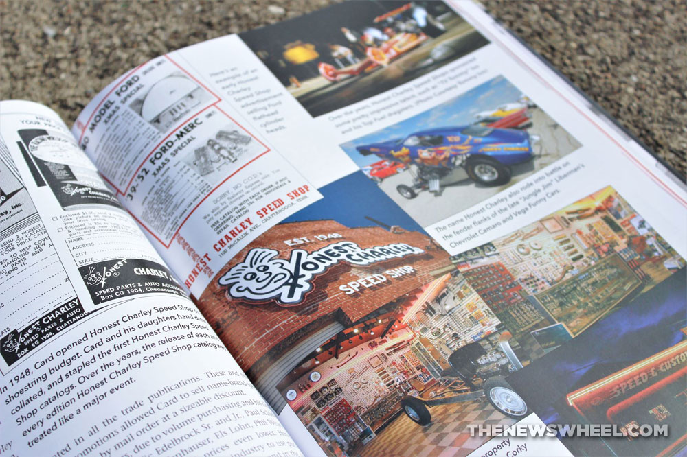 The American Speed Shop book review Bob McClurg Cartech Books store photos color