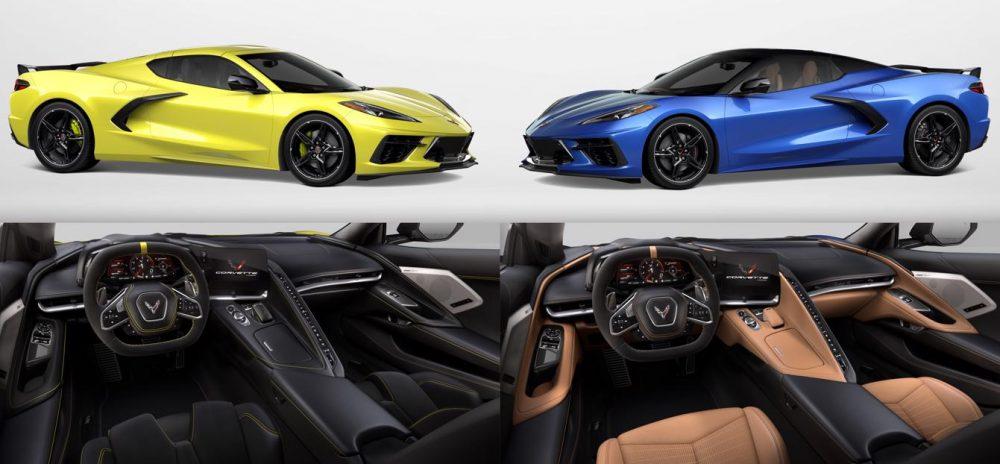 2021 Chevrolet Corvette 3LT Launch Editions Europe