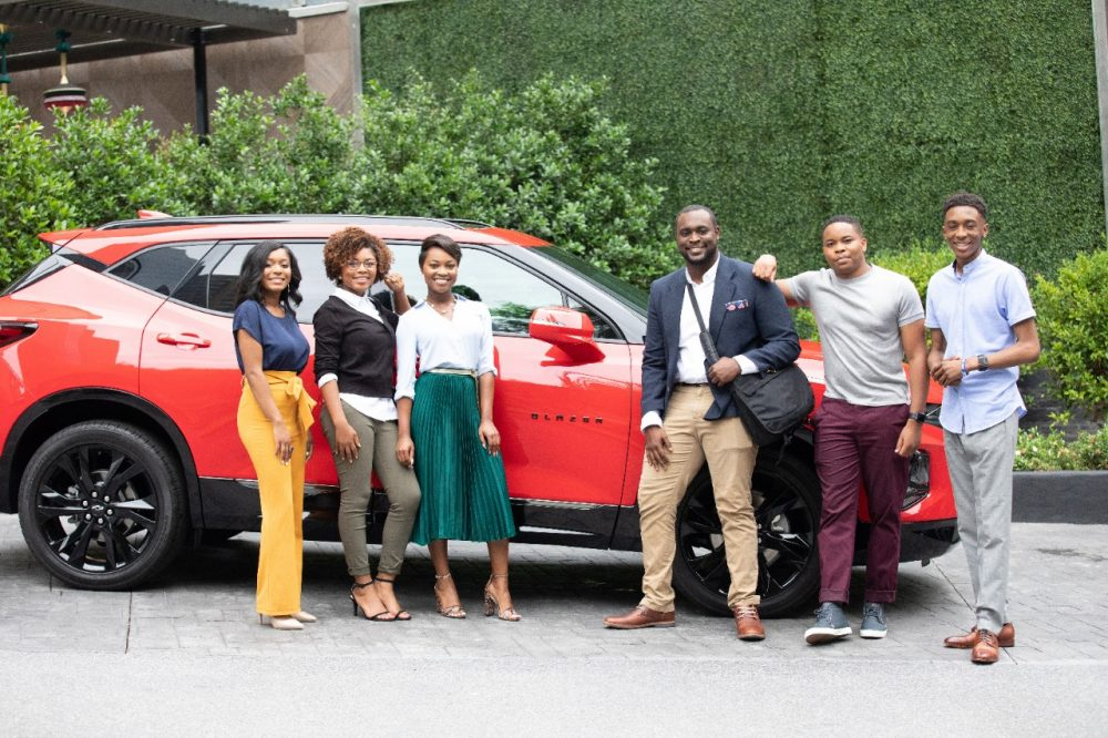 2019 Chevrolet and NNPA Discover the Unexpected fellows. The 2021 fellowship features an expanded class size and more immersive experiences to accelerate the future of students from historically black colleges and universities.