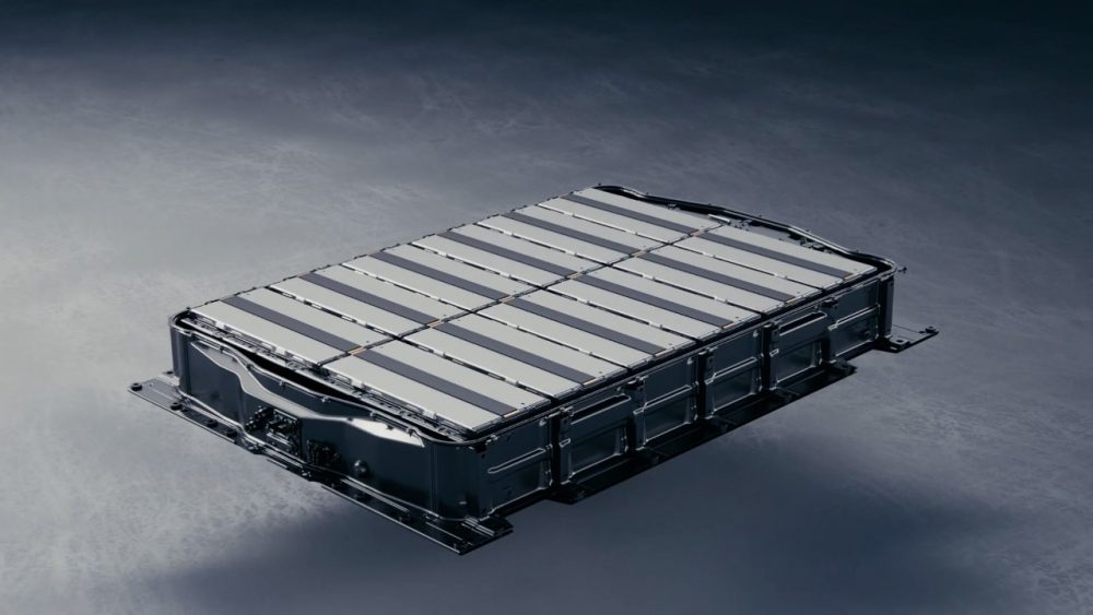 The Ultium battery for the Hummer EV