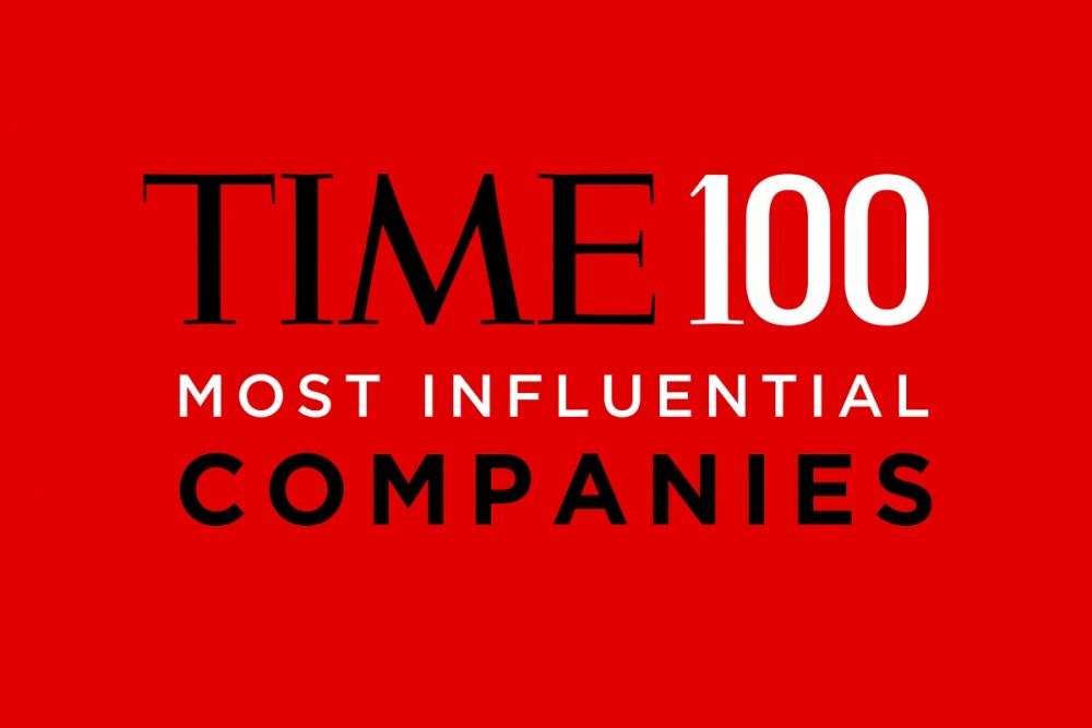 Time100 Most Influential Companies logo