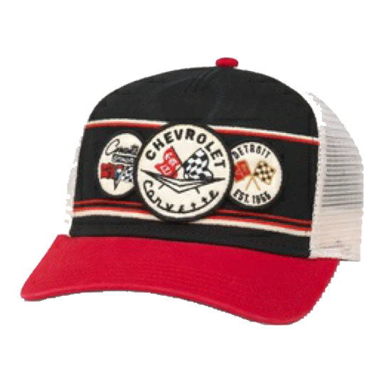 Corvette History hat