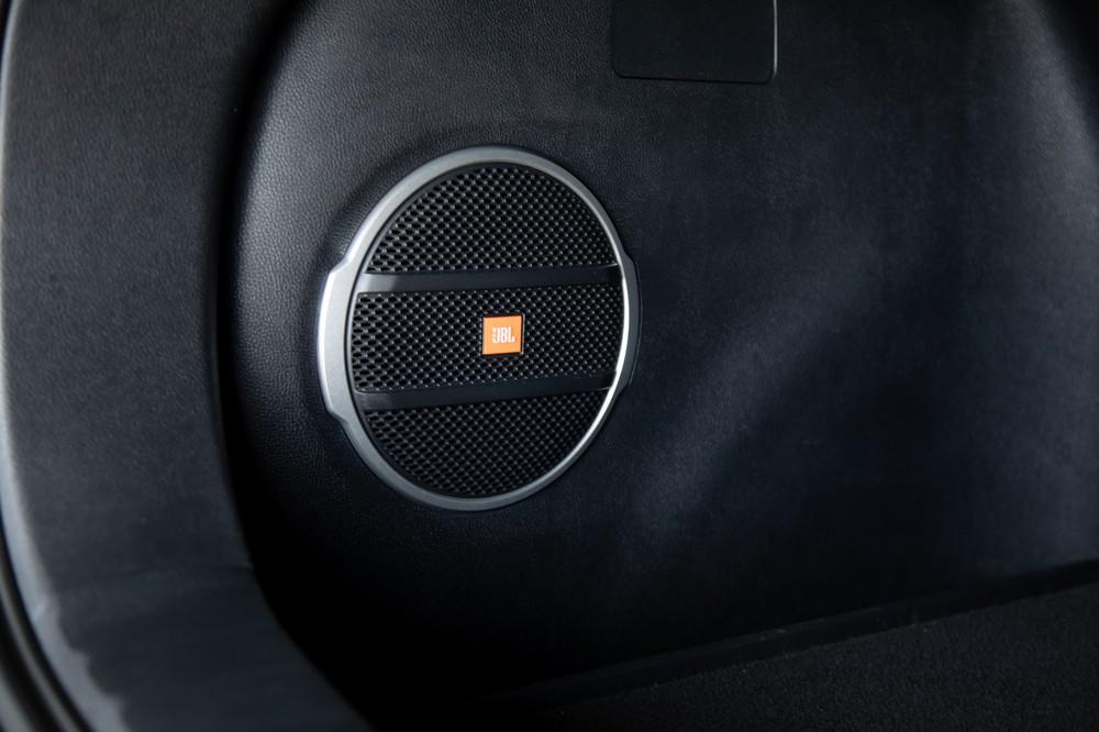 2022 Toyota Corolla Cross Celestite JBL speaker