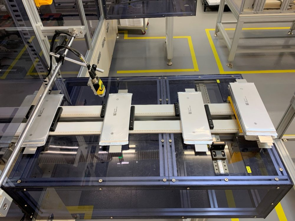 SK Innovation Battery Cell in Production   Ford, SK Form BlueOvalSK Joint Venture for Batterie Production
