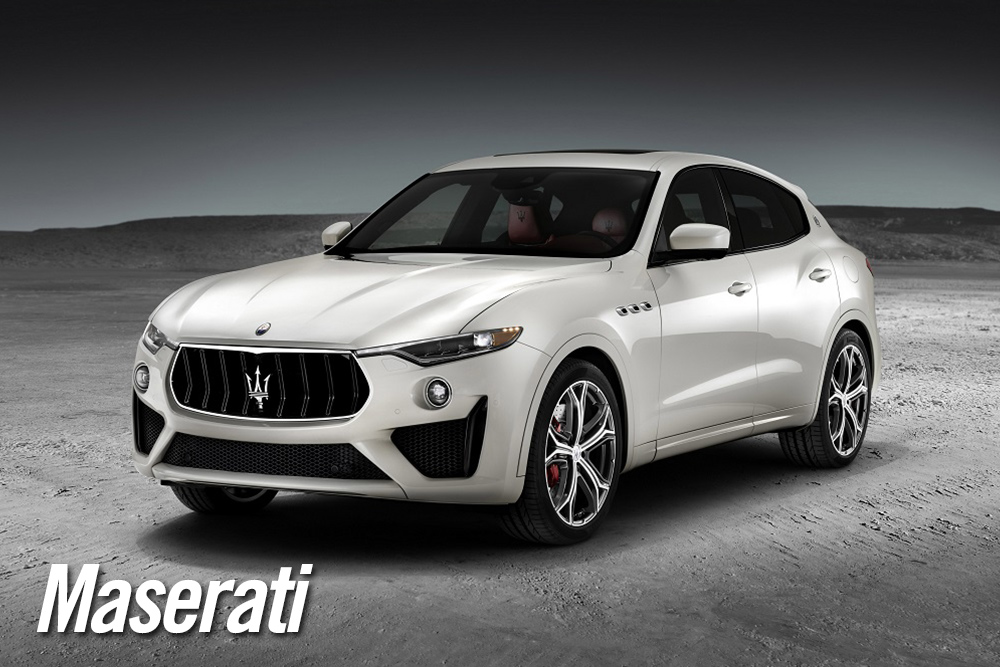 Maserati news