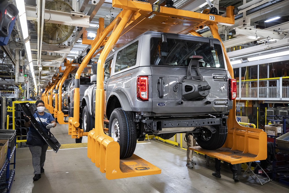 All-New 2021 Ford Bronco at MAP