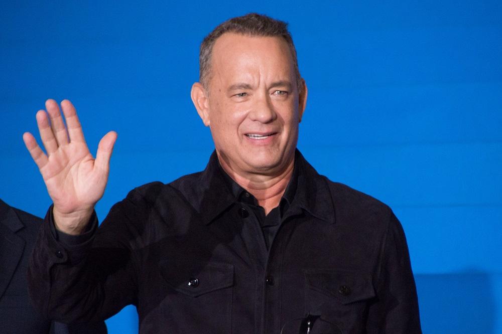 Tom Hanks at Sully Japan Premiere