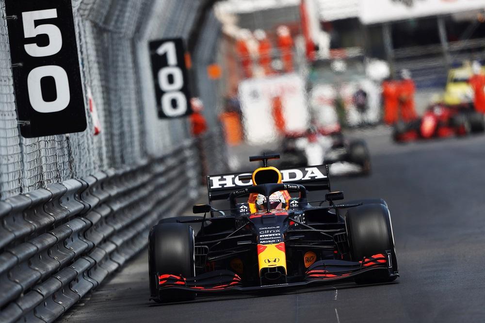 Max Verstappen wins the Monaco Grand Prix