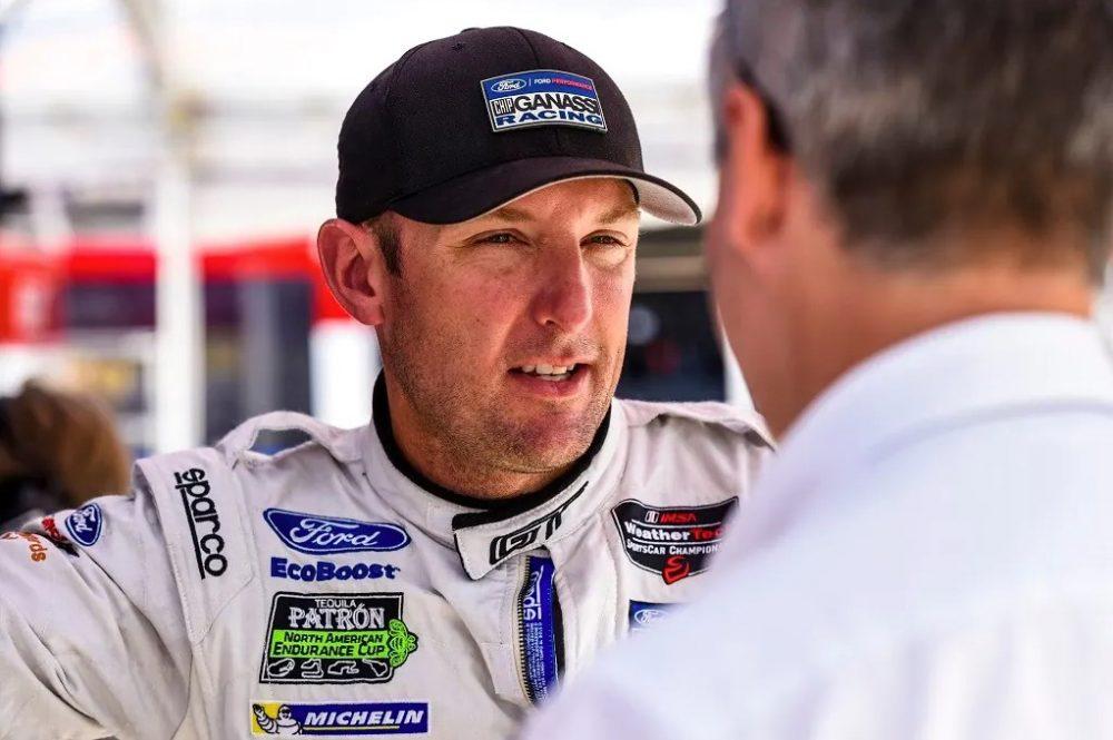 Joey Hand Ford Performance Motorsport